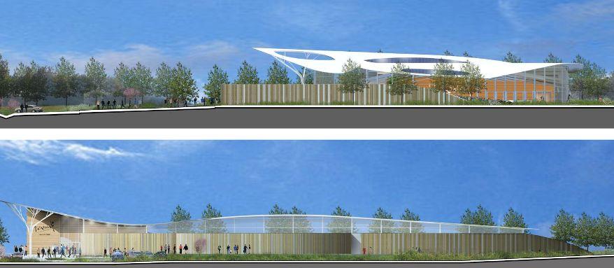 piscine d 39 herblay centre aquatique etudes structure b ton. Black Bedroom Furniture Sets. Home Design Ideas